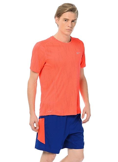Nike Şort | Taytlı Şort Mavi